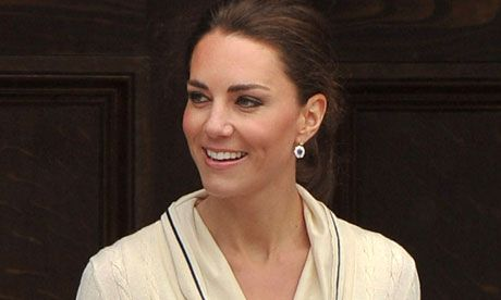 This year I am really channelling Kate... lovely girl!!