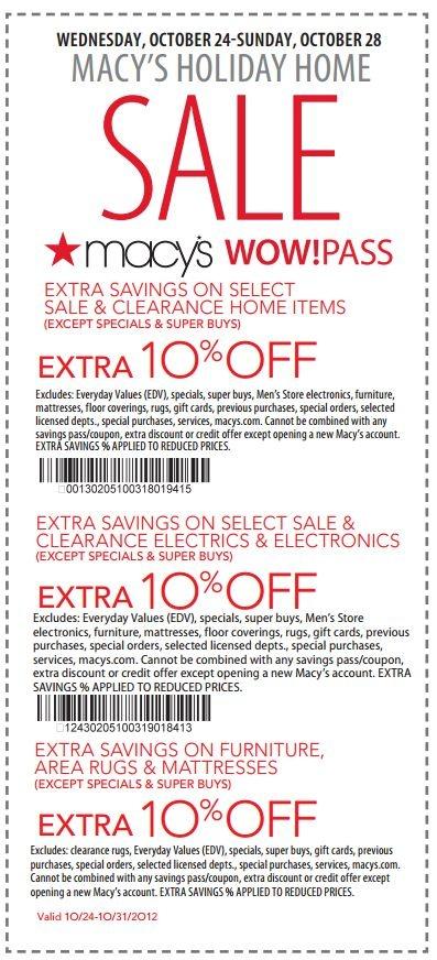Macys coupon codes jan 2018
