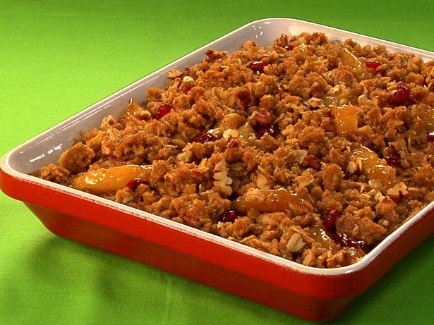 Fruit Crisp - Blogger, Christy Jordan of Southern Plate shares a ...