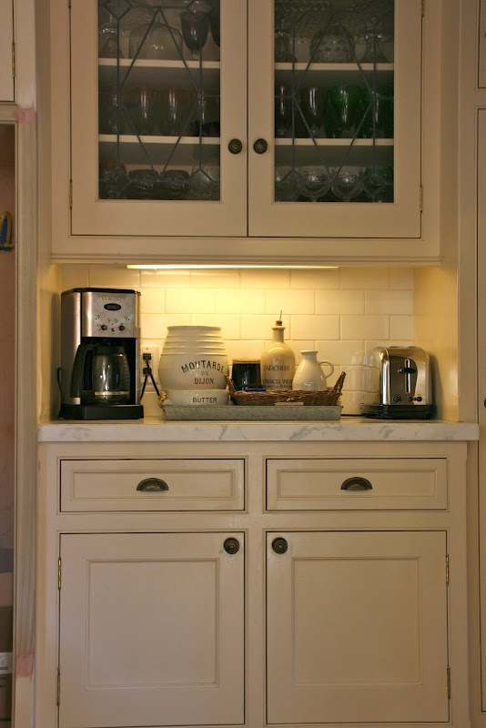 I want this coffee tea bar area kitchen pinterest for Bar area in kitchen