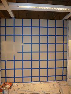 Design FormuLA How to make a PLAID wall paint Pinterest