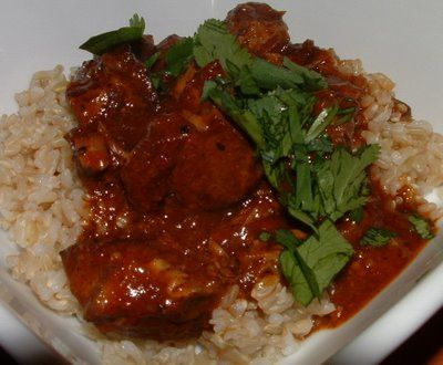 Carne Adovada (New Mexico-style Pork With Red Chilies) Recipe ...