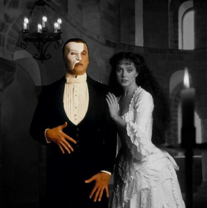 michael crawford and sarah brightman phantomy goodness