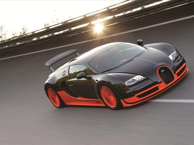 2011 Bugatti Super Sport