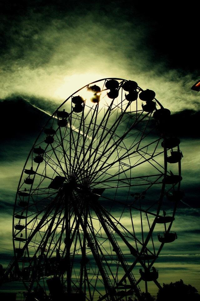 Divergent Ferris Wheel | Divergent Series | Pinterest