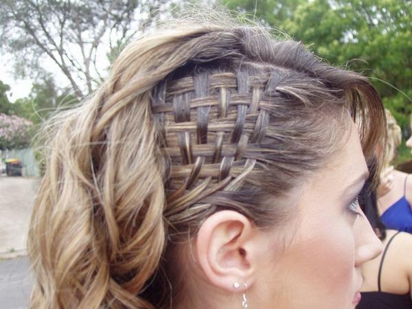 Beach curl hairstyles hair is our crown beach curl hairstyles basket weave hairstyle hair makeup pinterest pmusecretfo Images