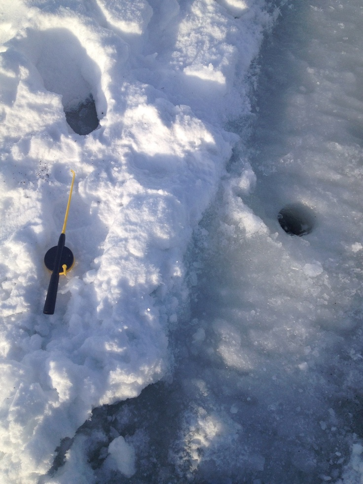 Ice Fishing Gear Lapland Finland Saariselka Pinterest