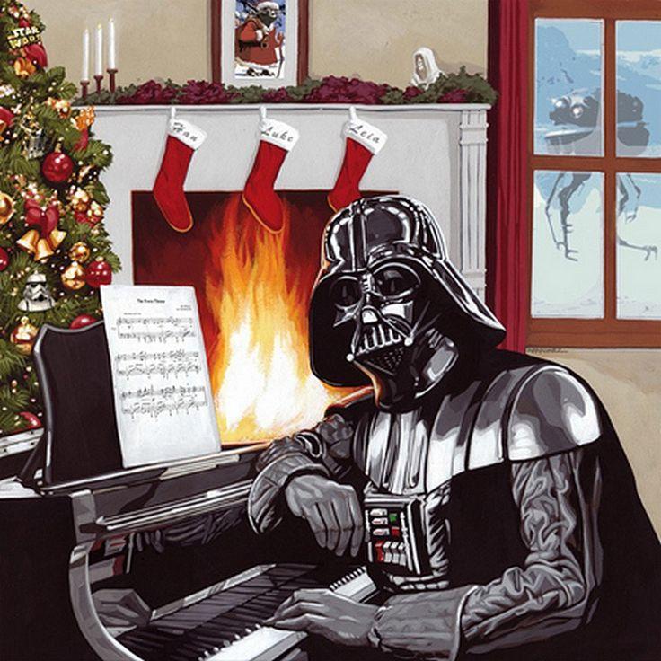 Randy Martinez — A  Very Vader Christmas (800x800)