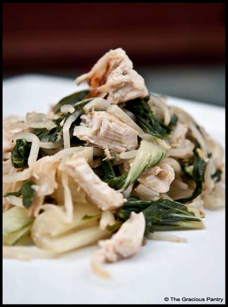 Clean Eating Chicken Bok Choy (Click Pic for Recipe) I completely ...