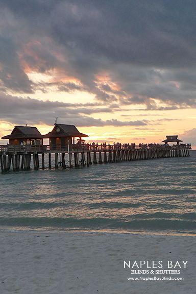 BEACH | 12th Street Pier, Naples, Florida