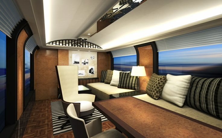 JR西日本、豪華寝台列車の概要を発表 展望デッキや1両に1室の最上級個室も 話題 記事 鉄道新聞