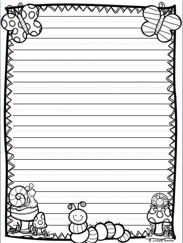 Writing border page template trattorialeondoro maxwellsz