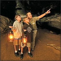 A list of KY Cave Tours.