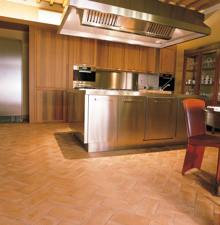 Contemporary Kitchen Floors: Pin By Alchemy Materials On Italian Terra Cotta