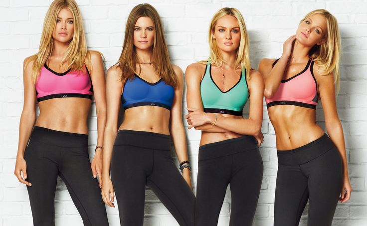 The World's Best Sport Bras are officially in ALL stores! #VSSport