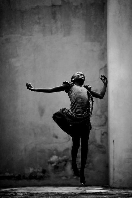Dance is joy.