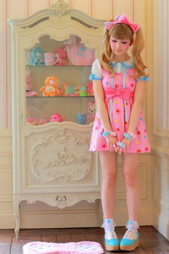 Neon Fairy Kei