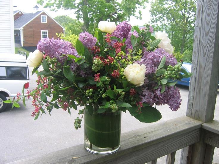Wedding Centerpiece Fresh Flower Arrangements Pinterest