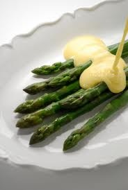 Hollandaise sauce with asparagus - YUM!! | Food & Recipes | Pinterest