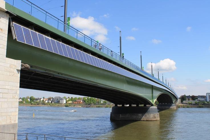 The Greening of Gavin: Bridge Of Power #solar panels #big solar