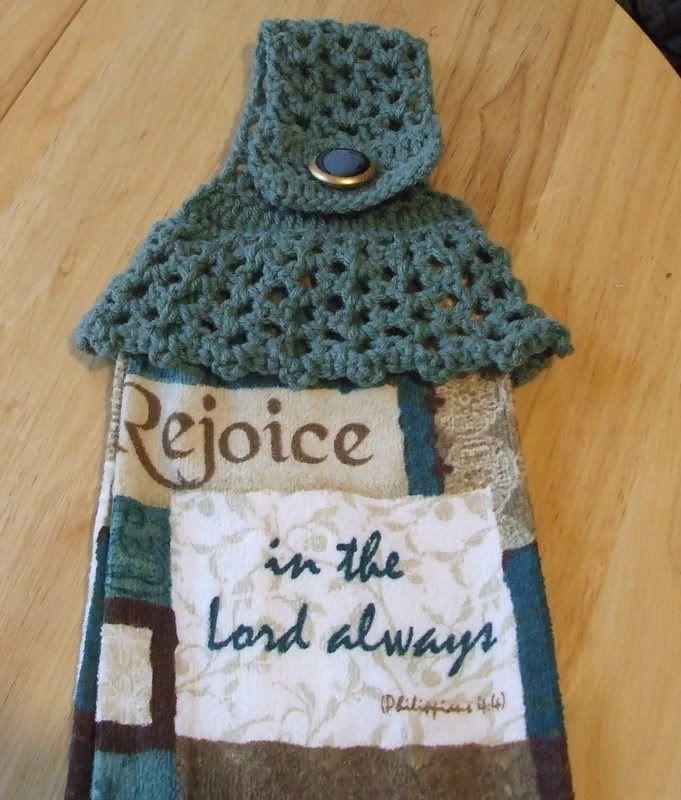Crochet Patterns For Dish Towel Topper : Crochet+towel+topper+patterns Craft ideas Pinterest