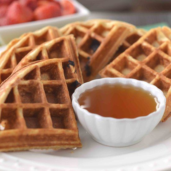 Rich Buttermilk Waffles.#recipes. | Give me something to eat | Pinter ...