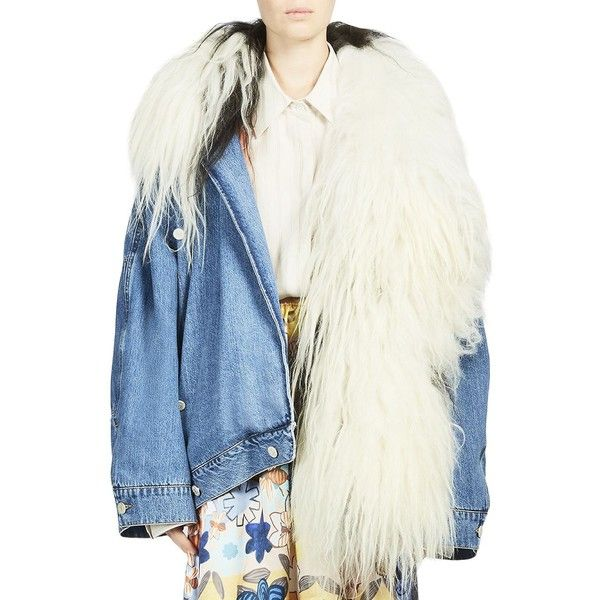 Watch 20 Women Outfits With Fur Collar Denim Jackets video