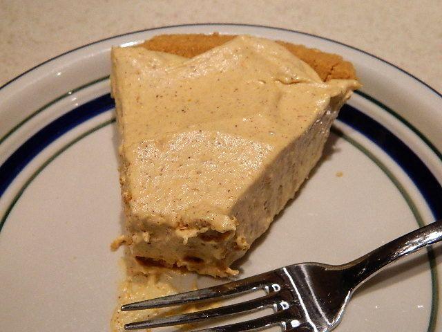 Pumpkin Spice cheeseCake Recipe | Pumpkin Spice No-Bake Cheesecake ...