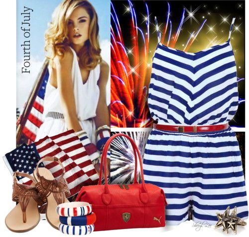 4th july clothing ideas