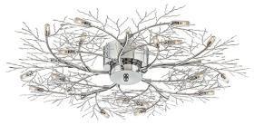 Tree Branch Ceiling Light Fixture
