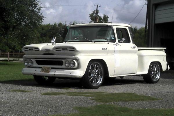 1961 Chevrolet Apache Truck Craigslist | Autos Post