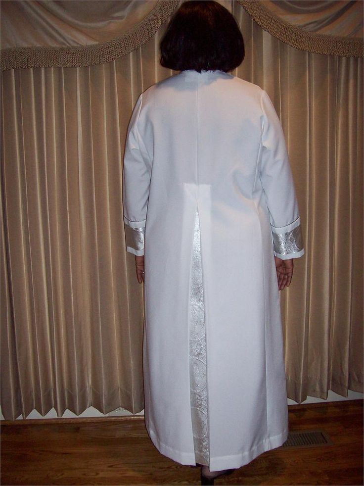 clergy robes for women | Angelic Cassock | Clergy Apparel and other t ...
