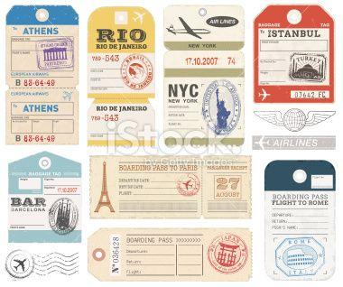luggage tag | graduation | Pinterest: pinterest.com/pin/184084703493423592