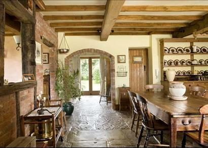 Pin by jennie snipes on kitchen ideas pinterest for Old english kitchen designs