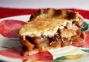 Applesauce pie | Desserts | Pinterest