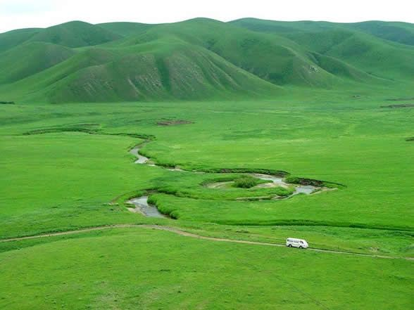 Hulun Buir China  city photo : East Hulun Buir Grassland This fertile land is adorned with hundreds ...