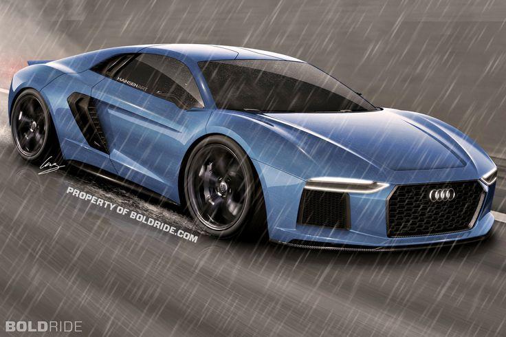 2015 Audi R8 Co... Audi Concept Cars 2015