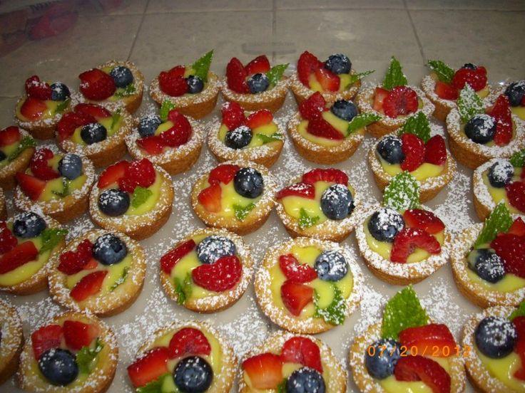Sugar Cookie Fruit Cups | Recipe