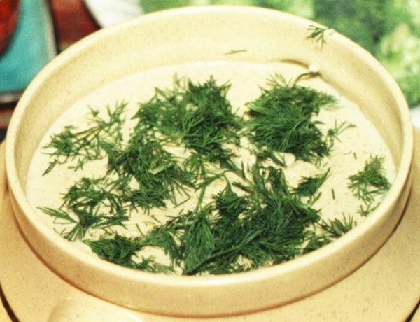 Creamy Artichoke Soup | Recipe
