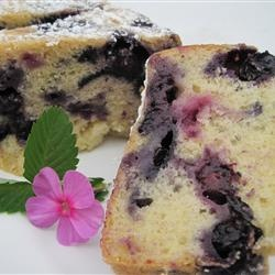 Melt In Your Mouth Blueberry Cake | Favorite Recipes | Pinterest