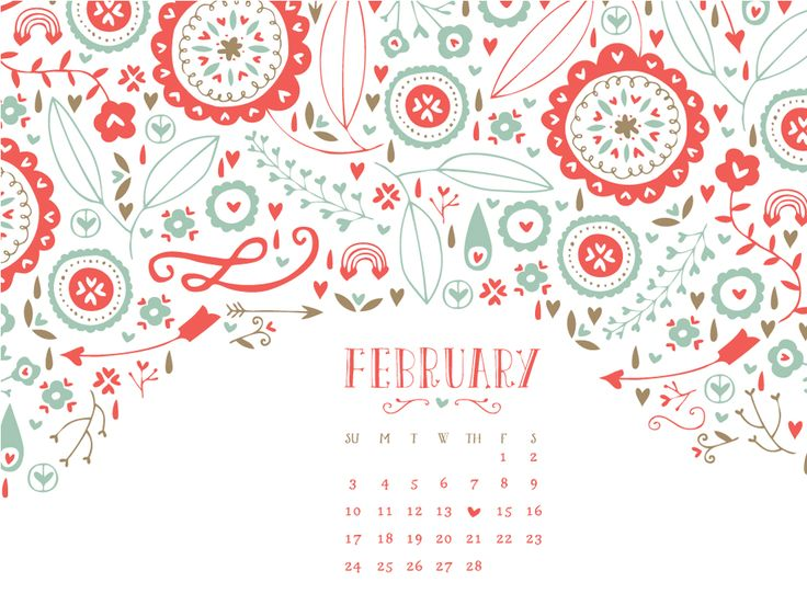 128 best calendar images on Pinterest | Hand drawn type ...