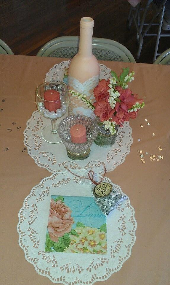 Bridal Shower Decorations For Taryn Pinterest
