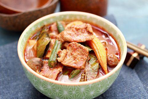 Jungle Curry Recipe — Dishmaps