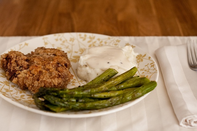 Chicken Fried Steak with Cream Gravy | Beef Recipes | Pinterest
