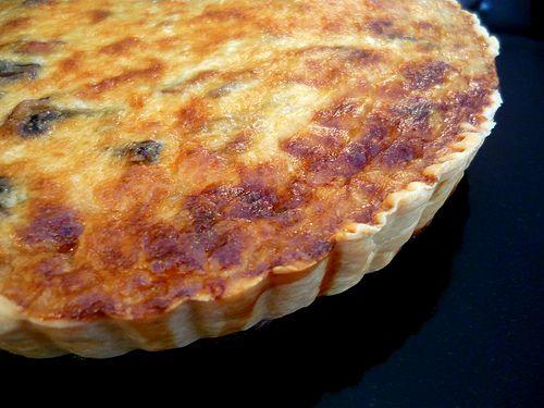 Leek And Mushroom Quiche. | I Smell Breakfast ~ Brunch 2... | Pintere ...