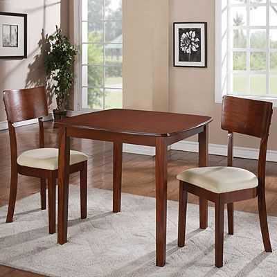 3 piece square dining set at big lots hlapt condense for 3 piece dining room table
