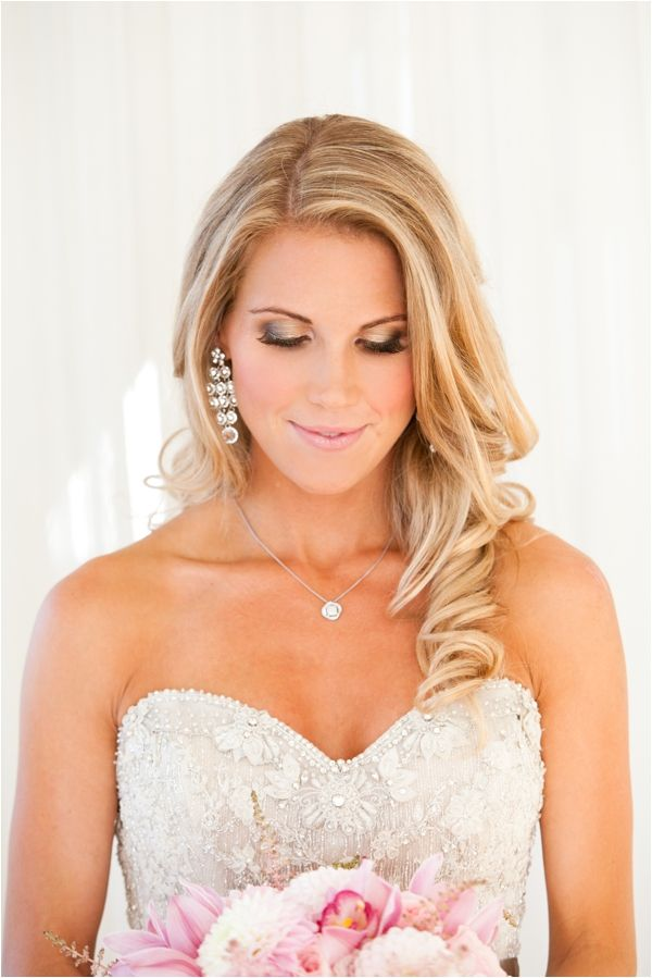 classic romantic bridal makeup Our day
