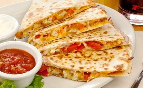 Apple Chicken Quesadillas Recipe | Sugar Free/Diabetic and Low Carb…