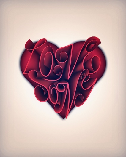 Love Song on the Behance Network