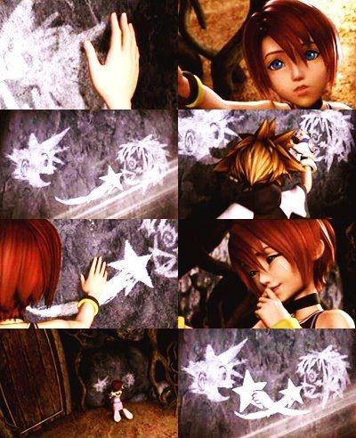 Kingdom Hearts... Kingdom Hearts Xion Death